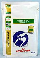 ROYAL CANIN OBESITY FELINE 100 ГР