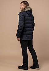 Braggart Dress Code 15335 | Куртка мужская зимняя т-синяя, фото 3