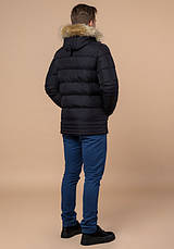 Braggart Dress Code 45610 | Куртка мужская зимняя черная, фото 3
