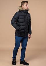 Braggart Dress Code 45610 | Куртка зимняя мужская графит, фото 3