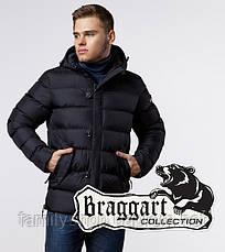 Braggart Dress Code 20180 | Куртка мужская фирменная черная, фото 3