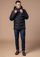 Braggart Dress Code 20180 | Зимняя куртка мужская графит, фото 3