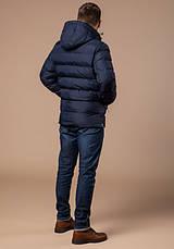 Braggart Dress Code 20180 | Куртка теплая зимняя т-синяя, фото 3