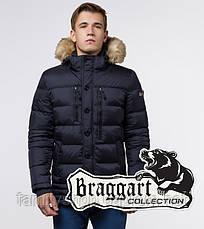 Braggart Dress Code 45610   Куртка зимняя т-синяя, фото 2