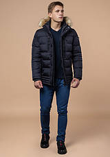 Braggart Dress Code 45610   Куртка зимняя т-синяя, фото 3