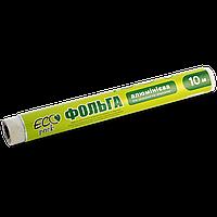 """Фольга алюмінієва для запікання 280 мм 10 метрів ТМ """"ECOpack"""""""