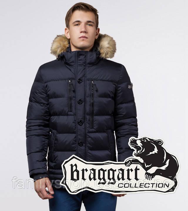 Braggart Dress Code 45610   Куртка зимняя т-синяя