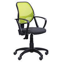 Кресло Бит/АМФ-7 сиденье А-1/спинка Сетка черная