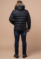 Braggart Dress Code 12149 | Зимняя куртка графит, фото 3