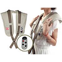 Многофункциональный массажер для тела Cervical Massage Shawls с ударно-кулачковым механизмом