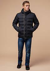 Braggart Dress Code 20849 | Зимняя куртка сине-черная, фото 3