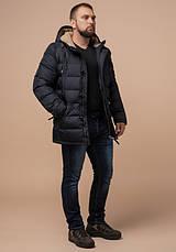 Braggart Dress Code 26402 | Зимняя куртка графит, фото 3