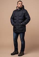 Braggart Dress Code 26402 | Зимняя куртка сине-черный, фото 3