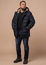 Braggart Dress Code 26402 | Зимняя куртка сине-черный, фото 2