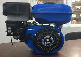 Двигатель Беларусь бензин 7,5 л.с.170F О 19 (со шкивом, ШПОНКА)