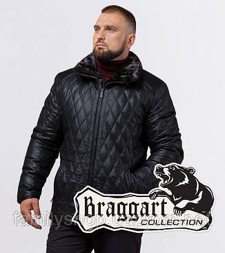 Braggart Status 17WM55 | Куртка зимняя черная, фото 2