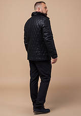 Braggart Status 17WM55 | Куртка зимняя черная, фото 3