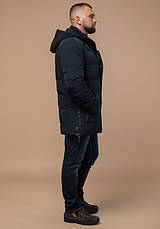 Braggart Status 15625 | Куртка мужская черная, фото 3