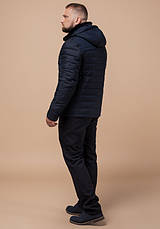 Braggart Status 17WM20 | Куртка мужская т-синяя, фото 3