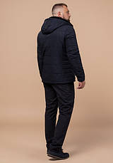 Braggart Status TCX1009 | Куртка мужская т-синий, фото 3