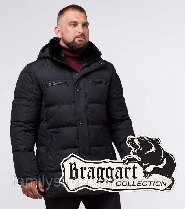 Braggart Status 17107 | Куртка мужская черная