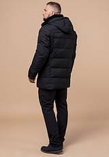 Braggart Status 17107 | Куртка мужская черная, фото 3