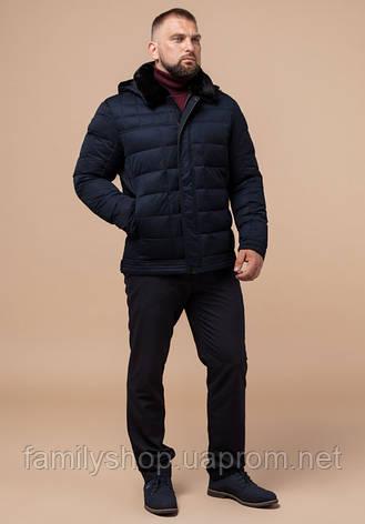 Braggart Status 17193 | Мужская куртка т-синяя, фото 2