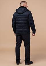Braggart Status 17193 | Мужская куртка т-синяя, фото 3