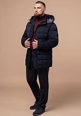 Braggart Status 16125   Куртка зимняя мужская синяя, фото 2
