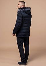 Braggart Status 16125   Куртка зимняя мужская синяя, фото 3