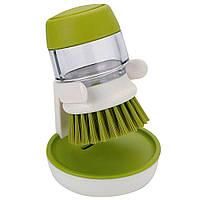 Качественный дозатор-щетка для моющего средства