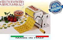 Пельменниця (машинка для ліплення пельменів) Marcato Atlas 150 Roller Raviolini, Італія