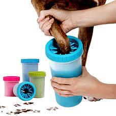 Лапомойка, лапа мойка для больших собак, фото 2