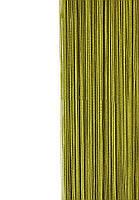 Шторы-нити Кисея оливковый, фото 3