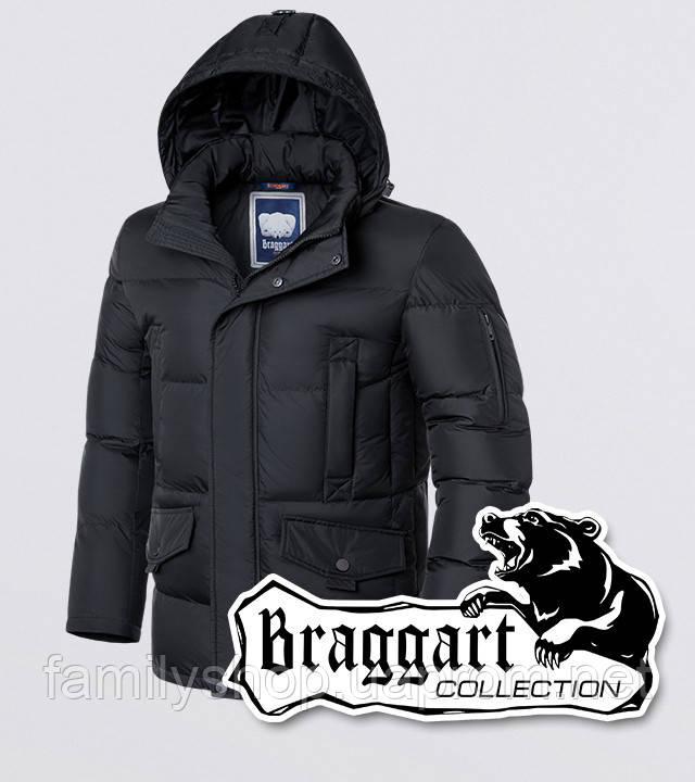 Стильная мужская куртка большого размера 3284