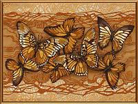 """Схема для вышивки """"Полет бабочек"""""""