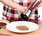Микс перцев с солью Mcennedy American Way Chilli в многоразовой мельнице, 120 г., фото 3