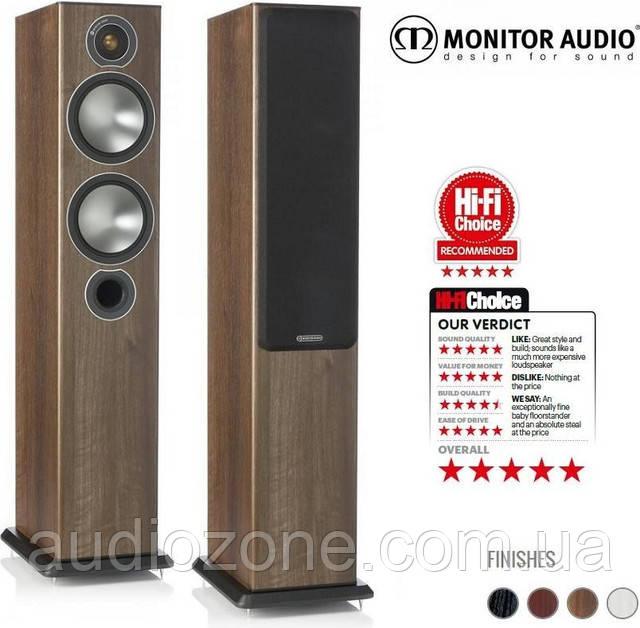 Акустическая система напольная Monitor Audio Bronze 5