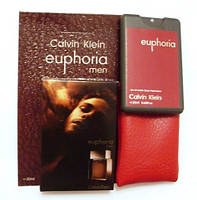 Мужской мини-парфюм Calvin Klein Euphoria men 20 ml, фото 1