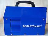 Зварювання інверторна Беларусмаш БСА ММА-370 IGBT В КЕЙСІ зварювальний апарат +Маска хамелеон Forte MC-1000, фото 3