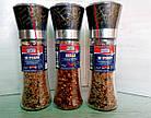 Микс перцев с солью Mcennedy American Way Chilli в многоразовой мельнице, 120 г., фото 2