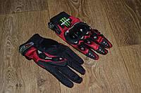 Мото перчатки pro-biker текстильные в ассортименте разных цветов. Размер XXL