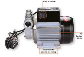 Groz CDP/220/EU насос для ДТ и керосина электрический 220 В