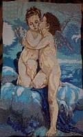 Картина - икона из бисера
