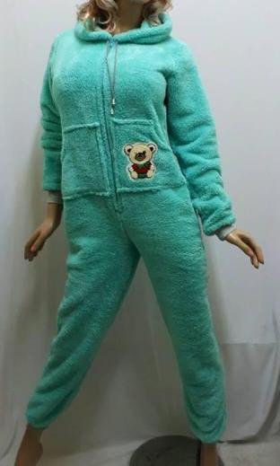 Домашняя одежда, Пижама детская, подростковая теплая махровая. Кигуруми.  Размеры от 34 до 48