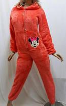 Домашняя одежда, Пижама детская, подростковая теплая махровая. Кигуруми.  Размеры от 34 до 48, фото 2