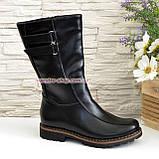 Кожаные женские ботинки оптом, фото 3