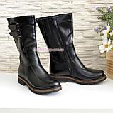 Кожаные женские ботинки оптом, фото 2