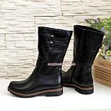 Кожаные женские ботинки оптом, фото 4