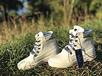 Женские ботиночки Vencer (белые)